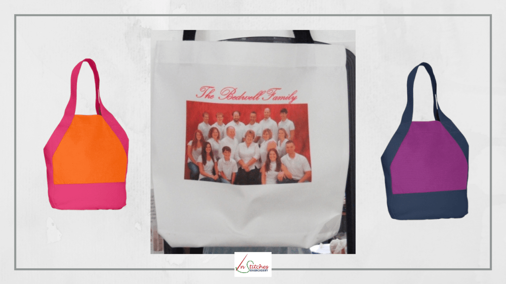 Custom Tote Bags for Mother's Day