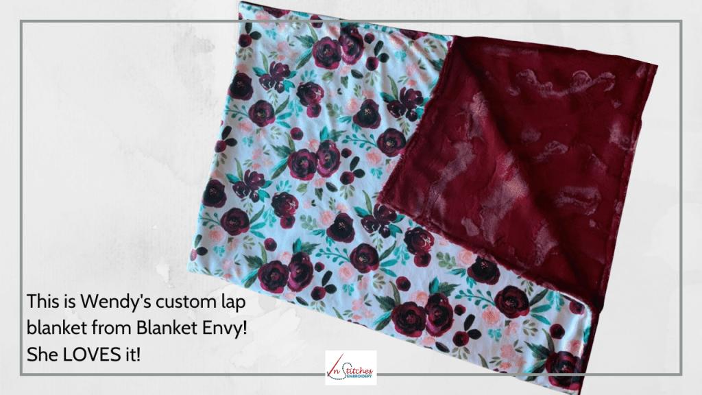 Custom Blankets for Mother's Day
