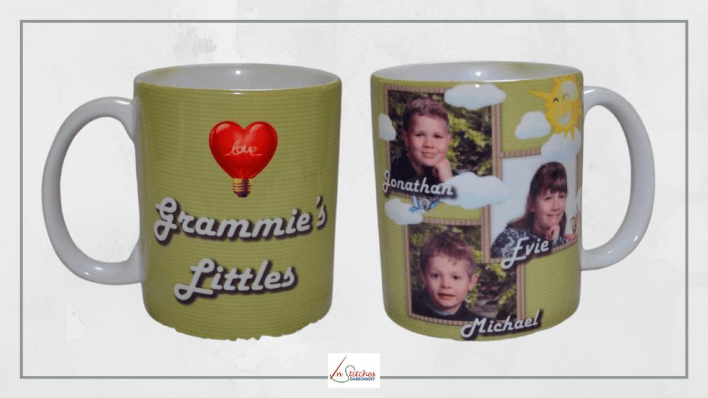 Custom Coffee Mug for Mother's Day