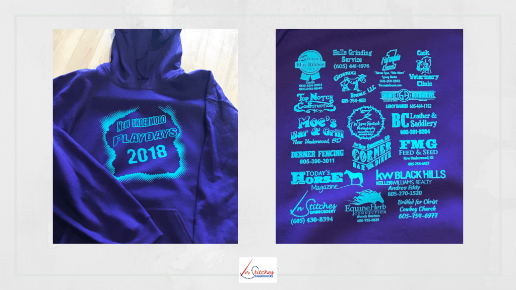 We at your favorite branded merchandise store want to talk about screen printing and when it would be the best decorating technique for your next order.