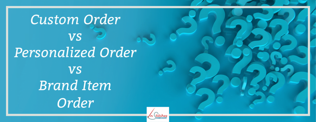 You Order Type